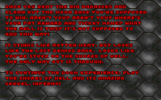 Doom - DOS - Victory.png