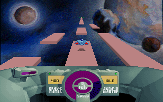 SkyRoads - DOS - Roads 2.png