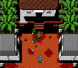 File:Guerrilla War - NES - Boss 1.png