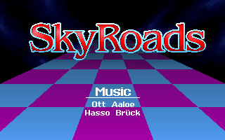 File:SkyRoads - DOS - Credits.png