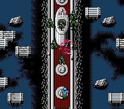 Guerrilla War - NES - Boss 3.png