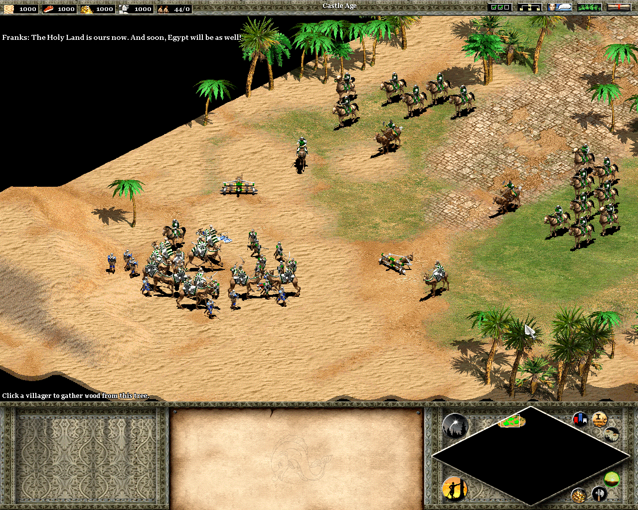age of empires wiki campaign