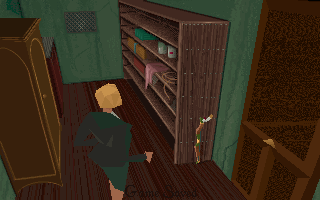 Alone In the Dark - DOS - Shelf.png