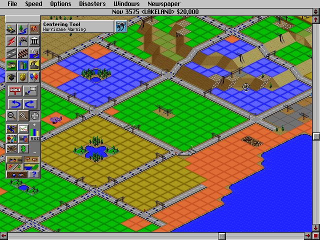 File:Sim City 2000 - DOS - Zones.png