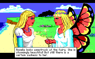 King's Quest 4 - DOS - Introduction, Part 4.png