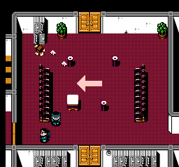 File:New Ghostbusters II - NES - Arrow.png