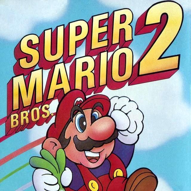 File Super Mario Bros 2 Nes Album Art Jpg Video Game Music Preservation Foundation Wiki