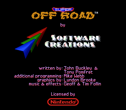 File:Super Off Road - SNES - Credits - Europe.png