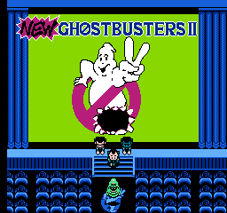 New Ghostbusters II - NES - Title.png