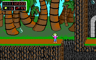 Commander Keen 4 - DOS - Lifewater Oasis.png