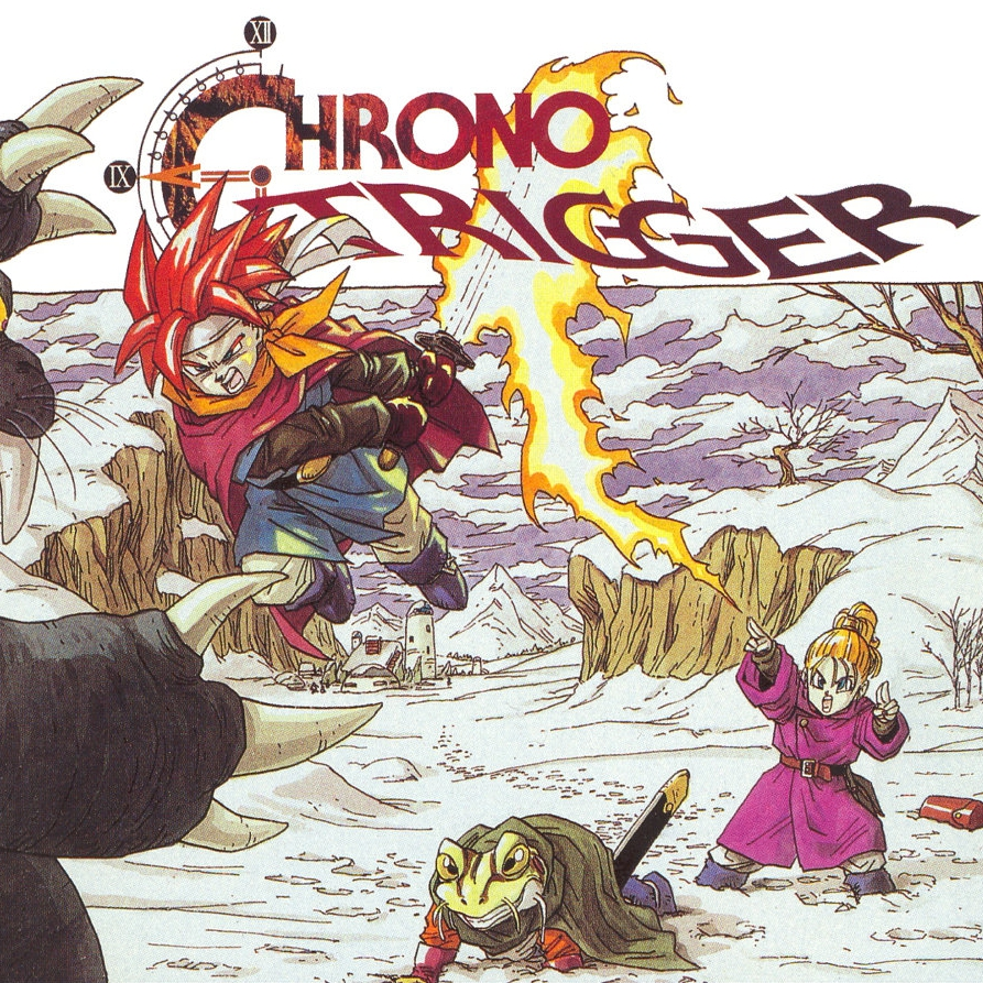 Chrono Trigger (SNES) - Video Game Music Preservation Foundation Wiki