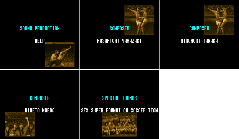 File:Super Formation Soccer II - SFC - Credits.png