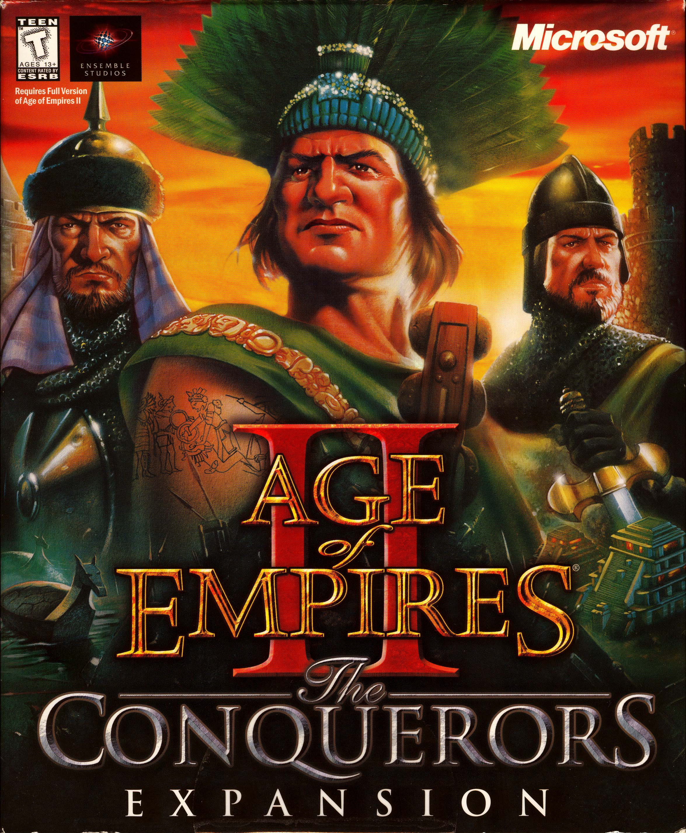 Age of Empires II: The Conquerors (W32) - Video Game Music