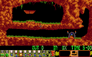 Lemmings - DOS - Let's Go!.png