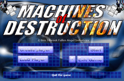 File:Machines of Destruction - W32 - Title.png