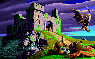 DragonStrike - DOS - Cut Scenes.png