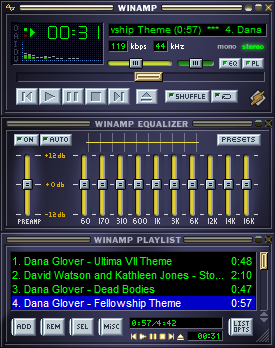 Winamp - Video Game Music Preservation Foundation Wiki