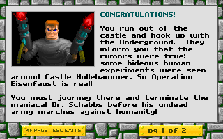 Wolfenstein 3D - DOS - End.png