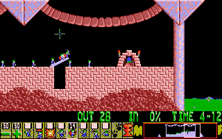 Lemmings - DOS - Builders.png