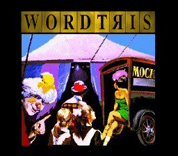 Wordtris - SNES - Title Screen.png