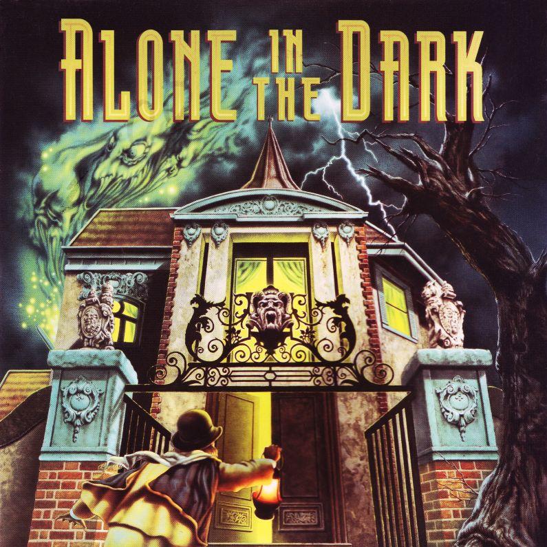 File Alone In The Dark Dos Album Art Jpg Video Game Music