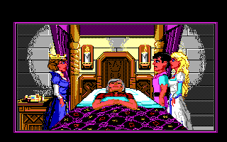 King's Quest 4 - DOS - Introduction, Part 2.png