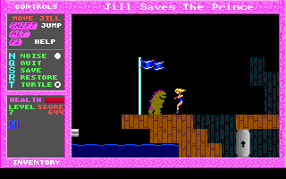 Jill Saves The Prince - DOS - Level 7.png