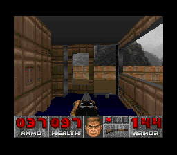 Doom - SNES - Staircase.png