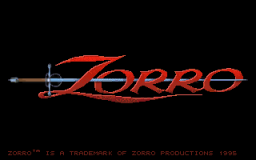 Zorro - DOS - Title.png