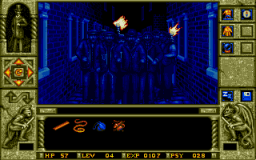WaxWorks - DOS - Gameplay 3.png