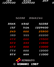Contra - ARC - High Score.png