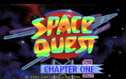 Space Quest VGA - DOS - Title.png