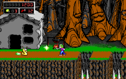 Commander Keen 4 - DOS - Border Village.png