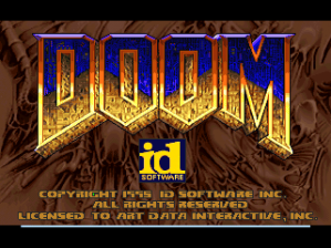 Doom - 3DO - Title.png
