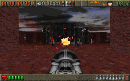 Rise of the Triad - DOS - Bazooka.png