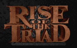 Rise of the Triad - DOS - Title.png