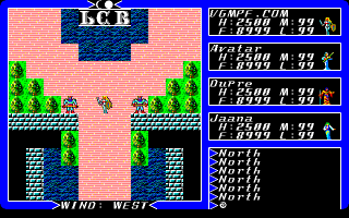 Ultima 3 - PC98 - Lord British's Castle.png