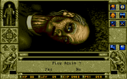 WaxWorks - DOS - Gameplay 5.png