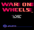 War on Wheels - NES - Title Screen.png