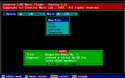 Creative Music System - DOS - Player.png
