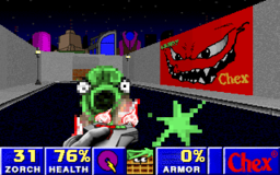Chex Quest 2 - DOS - Ugly Enemies.png