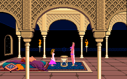 Prince of Persia - DOS - Story 2.png