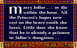Prince of Persia - DOS - Story 3.png