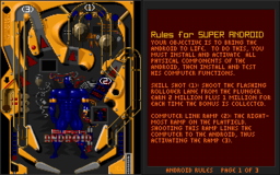 Epic Pinball - DOS - Instructions.png