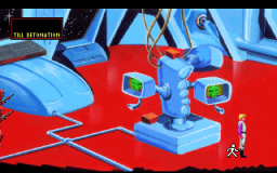Space Quest VGA - DOS - Development Room.png
