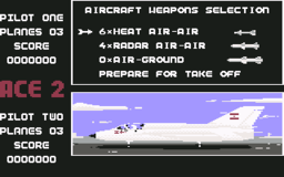 Ace 2 - C64 - Customizing My Jet.png