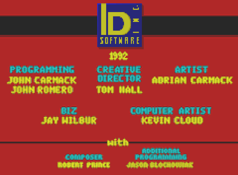File:Wolfenstein 3D - GBA - Credits.png