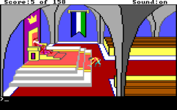 King's Quest - DOS - Bow to the King.png