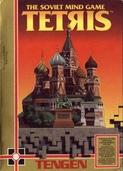 Tetris: Tengen (NES) - Video Game Music Preservation