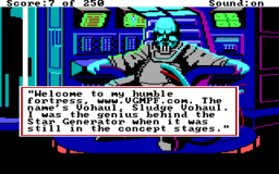 Space Quest 2 - DOS - Sludge Vohaul.png
